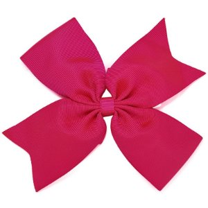 Laço de Gorgurão Rosa Pink - G