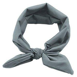 Headband Cinza