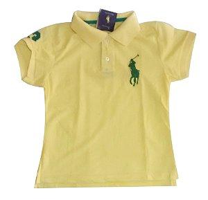 Camisa Polo Feminina Ralph Lauren M