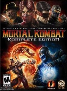Mortal Kombat Komplete Edition Steam - Codigo Global