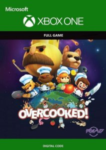 Overcooked XBOX LIVE Key GLOBAL