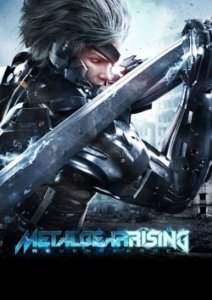 METAL GEAR RISING: REVENGEANCE STEAM KEY EUROPE