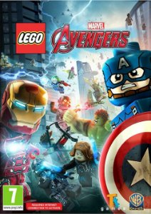 LEGO MARVEL'S AVENGERS STEAM KEY GLOBAL