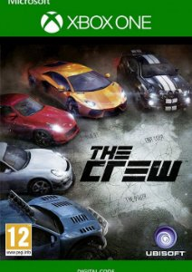 THE CREW XBOX LIVE KEY XBOX ONE GLOBAL