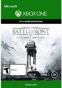 STAR WARS BATTLEFRONT ULTIMATE EDITION XBOX LIVE KEY UNITED STATES