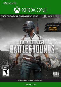 PLAYERUNKNOWN'S BATTLEGROUNDS (PUBG) XBOX ONE KEY GLOBAL