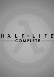 HALF-LIFE COMPLETE STEAM KEY GLOBAL