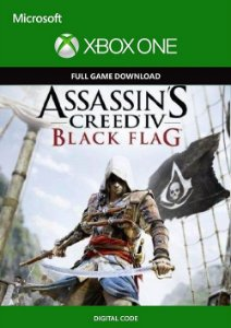 ASSASSIN'S CREED IV: BLACK FLAG XBOX LIVE KEY XBOX ONE BRAZIL