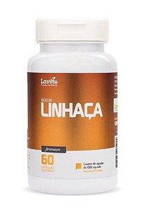 ÓLEO DE LINHAÇA - 60 CAP - 1000MG - LAVITTE