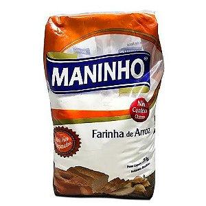 FARINHA DE ARROZ MANINHO - 1KG