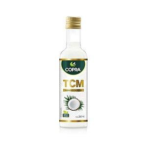 TCM - ÓLEO DE COCO CONCENTRADO - 250ML - COPRA