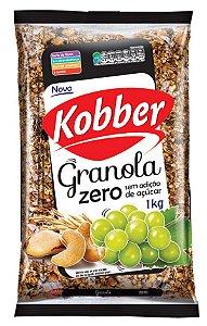 GRANOLA ZERO AÇÚCAR - 1KG - KOBBER