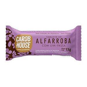 ALFARROBA C/ UVA PASSA - 13G - CAROB HOUSE