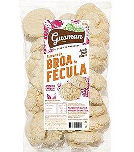 BISCOITO DE BROA DE FÉCULA - 180G - GUSMAN