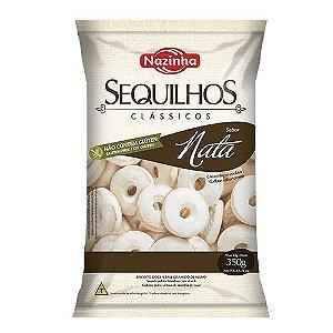 SEQUILHOS DE NATA - 350G - NAZINHA
