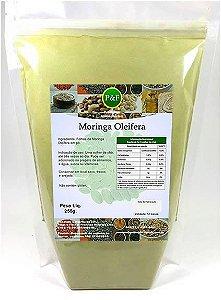 Moringa Oleifera Em Pó Orgânica 100% Pura - 250g