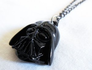 Colar Darth Vader - Star Wars