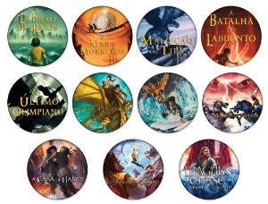 Kit Bottons - Percy Jackson