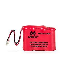 Bateria p/telefone s/ fio  Mox MO-U150