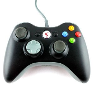 Controle Knup c/fio xbox 360 NS-5121A