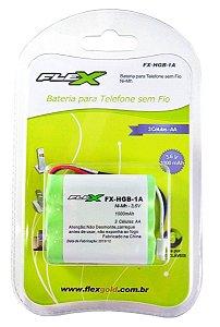 BATERIA P/TEL.S/FIO FLEX FX-HGB-1A