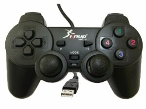 Controle p/ PC C/Fio knup KP-3121