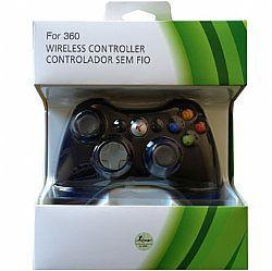 Controle Knup s/fio X360 Xbox - KP-5122