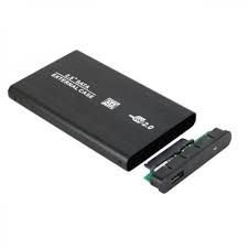 Case 2.5 Hd Sata Usb 2.0 Para Pc E Notebook