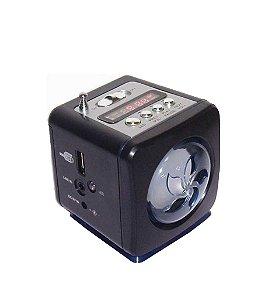 Rádio D-908  SD / USB / FM