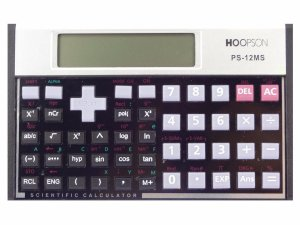 Calculadora Hoopson PS 12MS