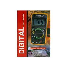 Multimetro Digital Com Capacimetro 9205A