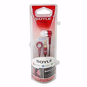 Fone De Ouvido Soyle SY-122