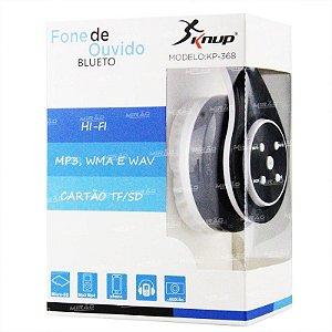Fone De Ouvido Bluetooth KP-368