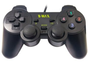 Controle USB Double Shock B-MAX