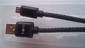 Cabo USB Inova V8 2.0A  Speed