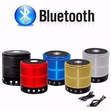 Caixa De Som Bluetooth 5W RMS D-BH887