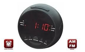 Radio Relógio LE-633