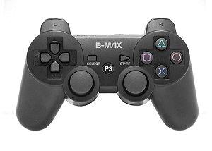Controle B-MAX S/FIO compatível com PS3 BM1203