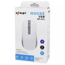 Mouse Knup USB KP-V41