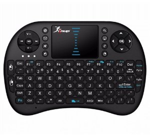 Mini Teclado Sem Fio Wirelless P/ Tv box E Smart Tv KP-2031A
