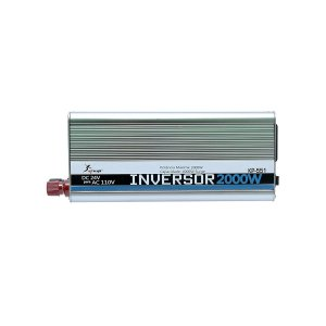 Inversor De Tensão Veicular 2000w - 12v P/ 110v Kp-550