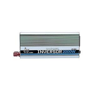Inversor De Tensão Veicular 2000w - 12v P/ 220v Kp-550A