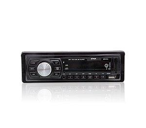 Som Automotivo MP3 Carro Fm Usb Sd E Aux Knup Kp-c12