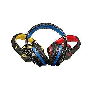 Fone De Ouvido Headphone Head Fone Headset Bluetooth Kp-419