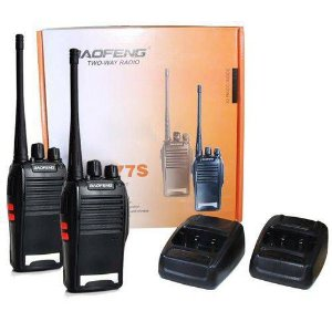 Radio Comunicador Walk Talk Baofeng 777S