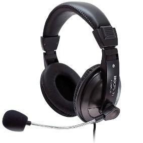 Headphone Fone De Ouvido Com Mic. Hoopson F-014