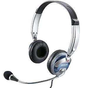 Headset Profissional Ph026 - Multilaser