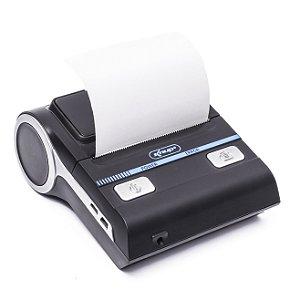 Mini Impressora Portatil Bluetooth Termica smart Kp-1022 Knup 78MM