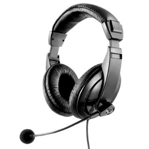Fone de Ouvido P/PC com Microfone F750