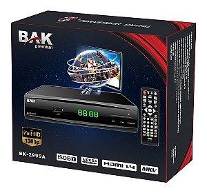 Conversor E Gravador Digital Bak V2019 Quality Bk2999
